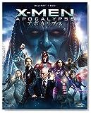 X-MEN:アポカリプス 2枚組ブルーレイ&DVD(初回生産限定) [Blu-ray]