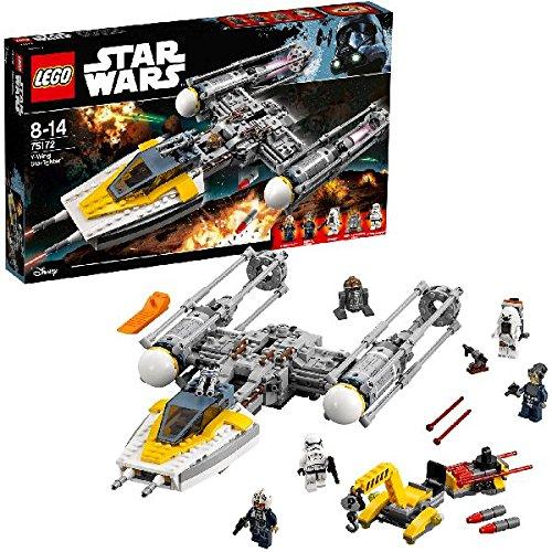 レゴ (LEGO) スター・ウォーズ Yウィング・スターファイター 75172