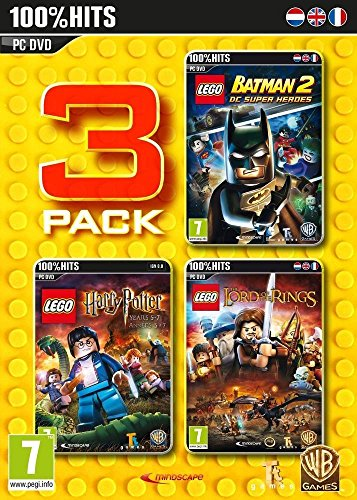 Lego 3 Pack: Lego Batman 2 / L...