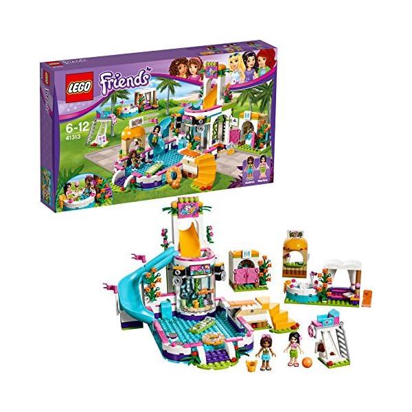 レゴ (LEGO) フレンズ ドキドキウォーター...の商品画像