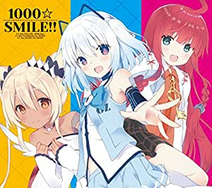 1000☆SMILE!!【初回限定盤】