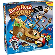 Don't Rock The Boat Skill & Action Balancing Game