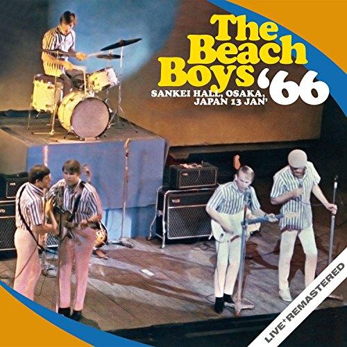 Sankei Hall, Osaka, Japan 13 Jan '66- Live (Remastered)
