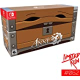 Switch Limited Run #62: Forgotton Anne Collector's Edition