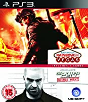Rainbow Six Vegas & Splinter Cell Double Agent Ubisoft Double Pack (輸入版)