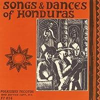 Songs & Dances of Honduras