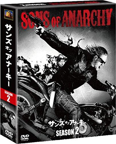 サンズ・オブ・アナーキー シーズン2<SEASONSコンパクト・ボックス>[DVD]
