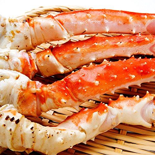 特大 天然ボイル タラバガニ 足 3L〜4Lサイズ 優良特選 たらば蟹 約2kg