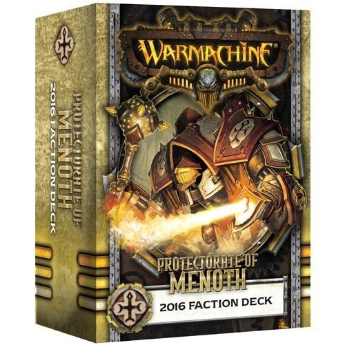 [ウォーマシン]Warmachine Protectorate: Faction Deck PIP 91104 [並行輸入品]