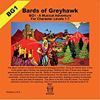 Bg1: Musical Adventure for Character Levels 1-7