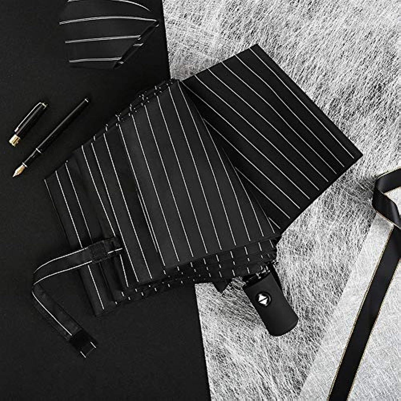責金額腹部YWSCXMYLDL-JP 男性と女性のためのマルチカラーファッションシンプルな自動黒いプラスチック日焼け止めUV保護折りたたみ傘 雨と雨傘 (Color : 23in AA19, Size : 23)