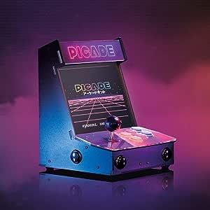 "Pimoroni Picade - Raspberry Pi Arcade Cabinet (02 10"" ディスプレイ)"