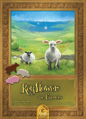 キーフラワー:農夫たち KeyFlower: The Farmers [並行輸入品]