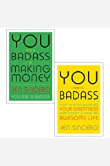 You Are a Badass & You Are a Badass at Making Money 2 Books Collection Set Paperback