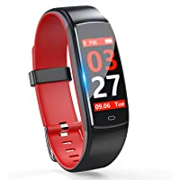 Smartwatch, Bracelet Functions Include Blood Pressure Monitor, Heart Rate Monitor, Pedometer,…