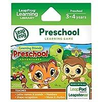 LeapFrog Learning Friends: Preschool Adventures Learning Game (for LeapPad3 LeapPad2 LeapPad1 Leapster Explorer LeapsterGS Explorer) [並行輸入品]