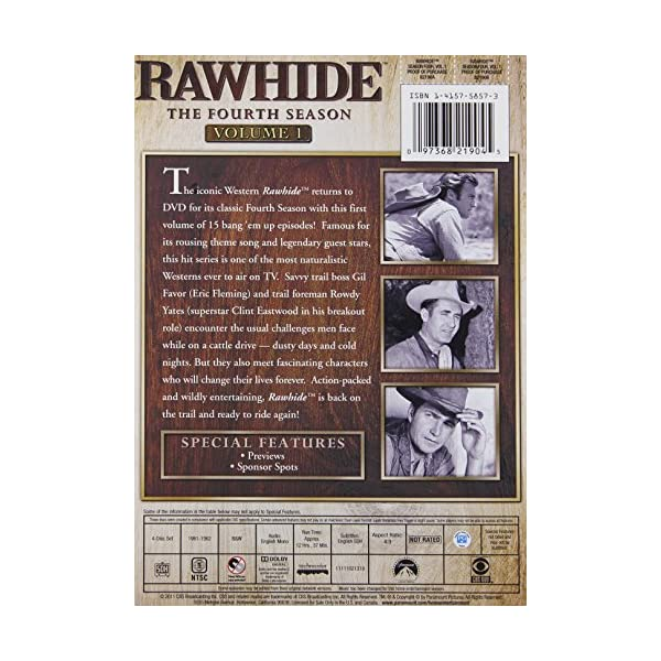 Rawhide: Four Season Pa...の紹介画像7