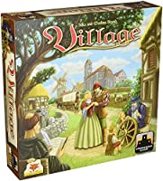 Village Board Game [並行輸入品]
