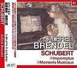 ブレンデル/シューベルト:即興曲集 / 楽興の時 (NAGAOKA CLASSIC CD)
