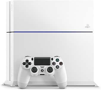 PlayStation 4 グレイシャー・ホワイト (CUH-1200AB02)【メーカー生産終了】