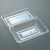 食品容器 シーピー化成 フードパック(折蓋タイプ) H-1-B 大浅 FP-13