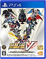 PS4&Vita「スーパーロボット大戦V」発売。攻略本はアイテム付き
