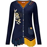 Joe Browns Womens/Ladies Applique Top