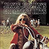 Greatest Hits.  Janis Joplin, Kris Kristofferson, Mort Shuman, Powell St. John, Bob Neuwirth, George Gershwin, Traditional, Fred Foster, Bert Russell, Jerry Ragovoy, Willie Mae Thornton, Bert Berns, Big Brother & the Holdin  (Sony)