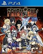 FAIRY TAIL (輸入版:北米) - PS4