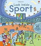 Look Inside Sports (Look Inside Board Books)