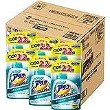 【ケース販売】アタック 衣料用洗剤 高浸透バイオジェル 詰替用 大容量 1.8kg×6個