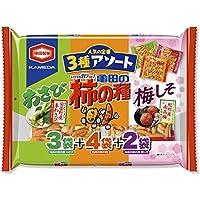 亀田製菓 亀田の柿の種3種アソート 250g×12袋