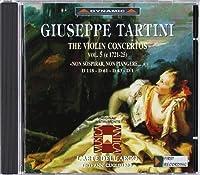 Tartini: Violin Concertos Vol.5 (1999-04-01)