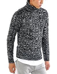 761f110f9daa15 Amazon.co.jp: タートルネック - セーター / トップス: 服&ファッション小物