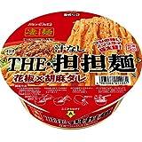 ニュータッチ 凄麺THE・汁なし担担麺 125g×12個