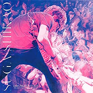 LIVE FILMS 2015-2016 -20th Anniversary LIMITED EDITION- (完全生産限定) [DVD]
