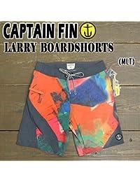 CAPTAIN FIN/キャプテンフィン LARRY BOARDSHORTS MLT 男性用 サーフパンツ ボードショーツ [並行輸入品]