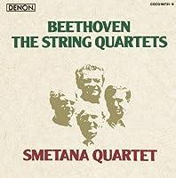 ベートーヴェン:弦楽四重奏曲全集