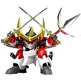 PLAMAX 魔神英雄伝ワタル MS-10 戦王丸 ノンスケール ABS&PS&PE製 組み立て式プラスチックモデル