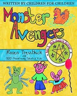 Monster Avengers by [Trevithick, Rosen, Children, 300]