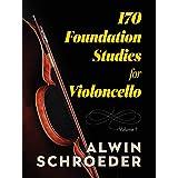 170 Foundation Studies for Violoncello: Volume 1
