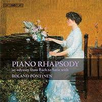 ローランド・ペンティネン 名演集 (Piano Rhapsody an odyssey from Bach to Satie with Roland Pontinen) (4CD Box) [輸入盤]