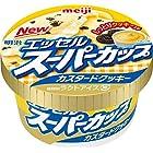 明治 エッセル スーパーカップ カスタードクッキー 200ml ×24個
