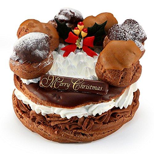 クリスマスケーキ チョコレートケーキ 禁断のクリスマスケーキプレミアム チョコパリブレスト ギフト プレゼント