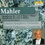MAHLER:Symphony No. 1 (