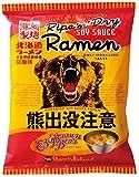 熊出没注意醤油ラーメン 112g ×10食