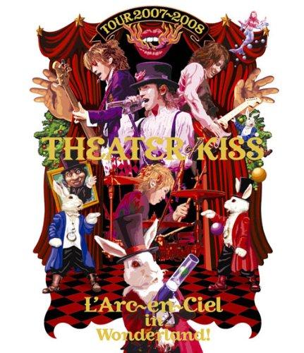 [画像:TOUR 2007-2008 THEATER OF KISS(Blu-ray Disc)]
