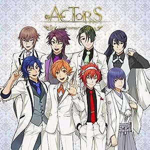 【Amazon.co.jp限定】ACTORS 5th Anniversary Edition[豪華盤](デカジャケット・豪華盤バージョン付き)