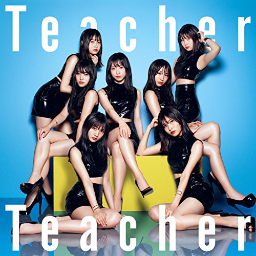 52nd Single「Teacher Teacher」<Type D>初回限定盤