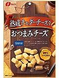 なとり おつまみチーズ熟成チェダーチーズ入り 62g×5袋